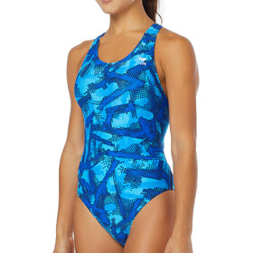 TYR Vesuvius Maxfit Bathing Suit Women blue